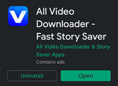 Download All Video Downloader – Fast Story Saver