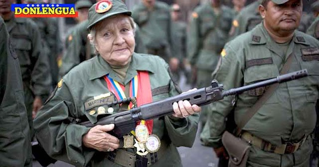 Miliciano Bolivariano se mató de un tiro por accidente mientras practicaba