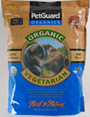 "Picture of Petguard Next To Nature ""Organic Vegetarian"" Dry Adult Dog Food"