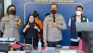 Palsukan Sertifikat Vaksinasi, Pasutri diamankan di pelabuhan Tanjung Priok