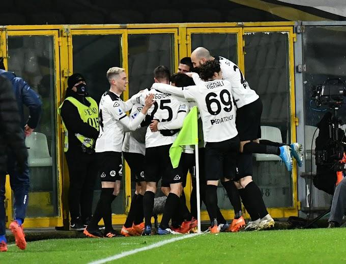 Calcio, Serie A: Lo Spezia supera il Milan 2-0
