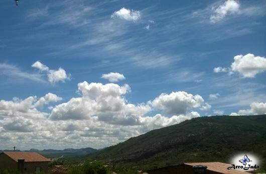 Céu - Bahia- Céu de brigadeiro