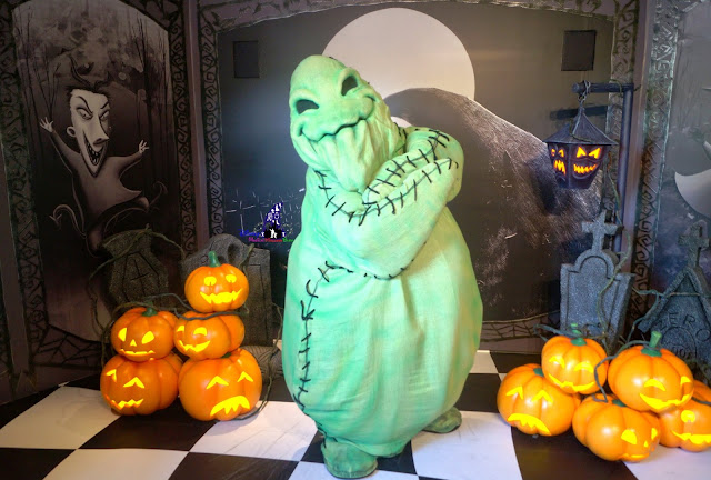 The Nightmare Before Christmas, Jack, Oogie, 香港迪士尼樂園, Disney Halloween Time 2017, Hong Kong Disneyland, Maze of Madness: The Nightmare Experiment Continues, haunted house, 詭迷宮:詭夢實驗室新篇, Pinocchio, Monsters, Inc., Alice in Wonderland, Hercules