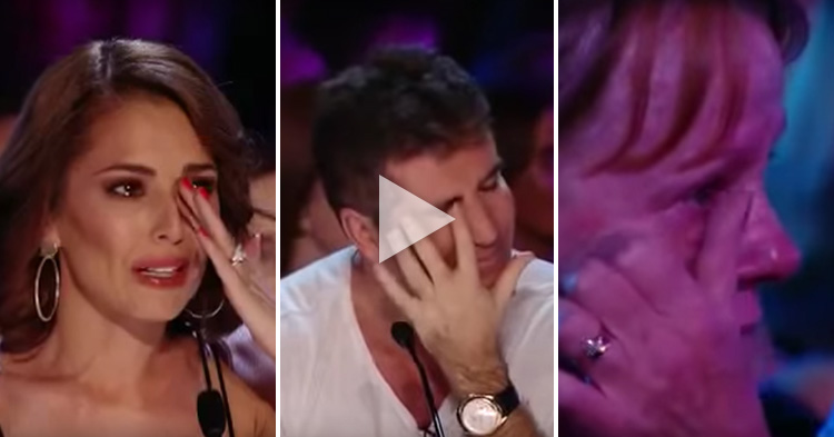 Saddest X-Factor performance moved judges and audience to tears
