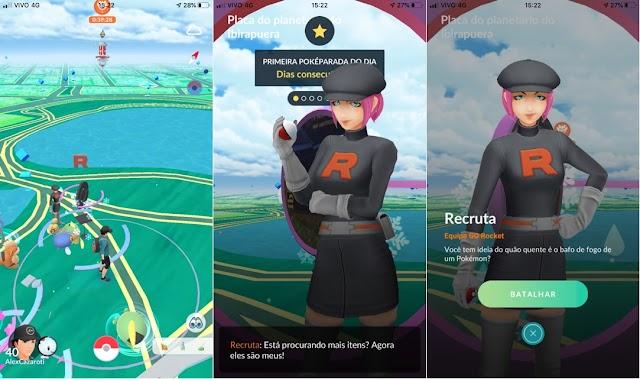 Confira como funciona a mecânica de Pokémon Sombroso em Pokémon GO