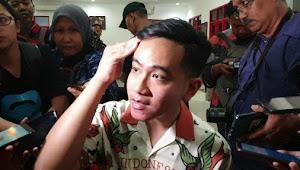 BREAKING NEWS : Gibran Resmi Daftar Bakal Calon Wali Kota Solo Lewat PDIP