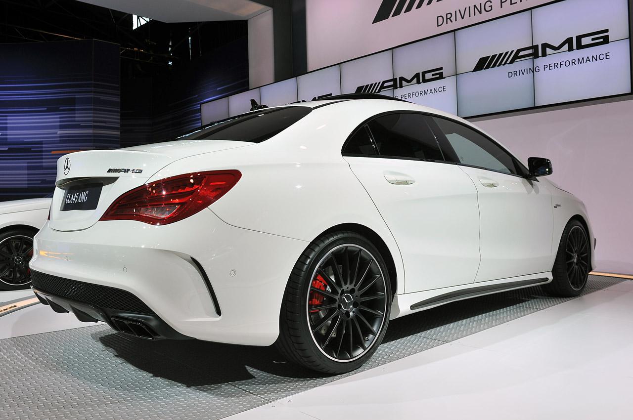 Automotiveblogz 2014 mercedes benz cla45 amg new york for Mercedes benz new york ny