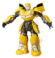 Hasbro Transformers Bumblebee Movie DJ Bumblebee 001