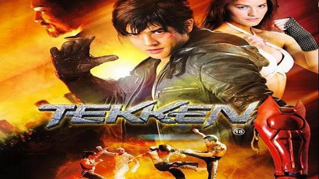 Tekken (2010) Hindi Dubbed Movie 720p BluRay Download