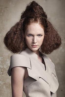 Acogedor peinados raros mujer Fotos de cortes de pelo tutoriales - Peinados y Looks de Moda: Peinados Modernos Extravagantes ...