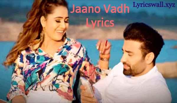 jaano-vadh-lyrics