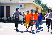 Lagi Kawanan Begal Ditembak Polisi