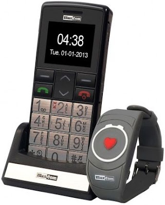 Maxcom senior phone