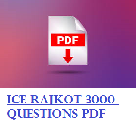GK 3000 Questions PDF File by ICE Academy Rajkot For Talati , Cerk , Bin Sachivalay , Police Constable