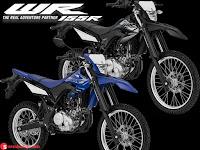 2 Pilihan Warna Yamaha WR 155R, Warnanya Terlalu Monoton?