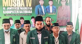 Terpilih Secara Aklamasi, Al Asari Sebagai Ketua PD Al Jam'iyatul Wasliyah Kabupaten Batu Bara