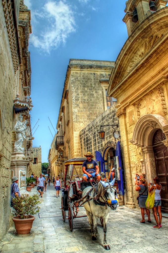 Mdina, Malta 10 Most Beautiful Island Countries in the World