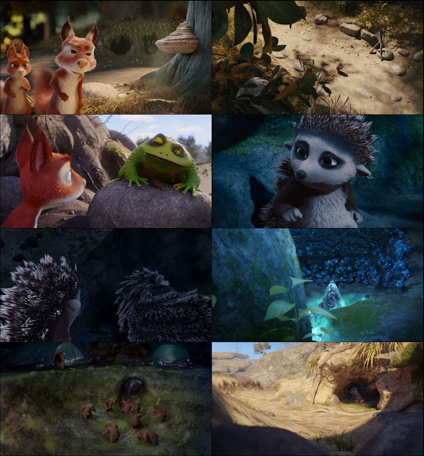 Latte and the Magic Waterstone 2020 Dual Audio 1080p BluRay
