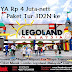 Johor Bahru - Legoland 3D2N