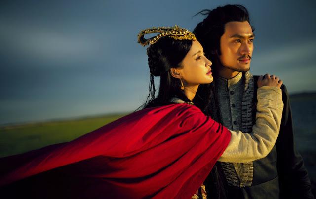 Yuan Hong Zhang Xinyi Princess Jieyou
