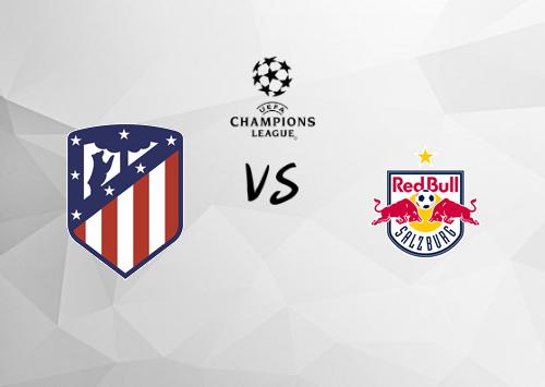 Atlético Madrid vs Salzburgo  Resumen