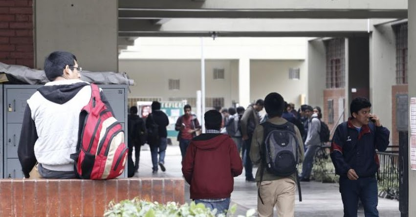 SUNEDU: Universidades debe informar a estudiantes sobre su licenciamiento - www.sunedu.gob.pe