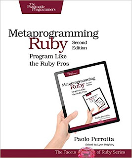 Metaprogramming Ruby 2 front cover