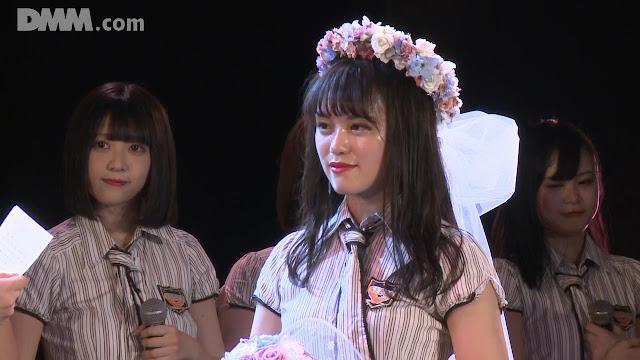 SKE48 'Saishuu Bell ga Naru' 191204 KII6 LOD 1830 DMM (Takeuchi Saki Birthday)