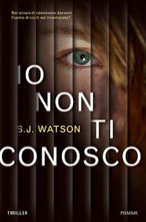 a másik én s j watson kritika értékelés blog könyv