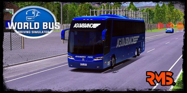 BUSSCAR JUM BUSS 360 - VIAÇÃO AGUIA BRANCA