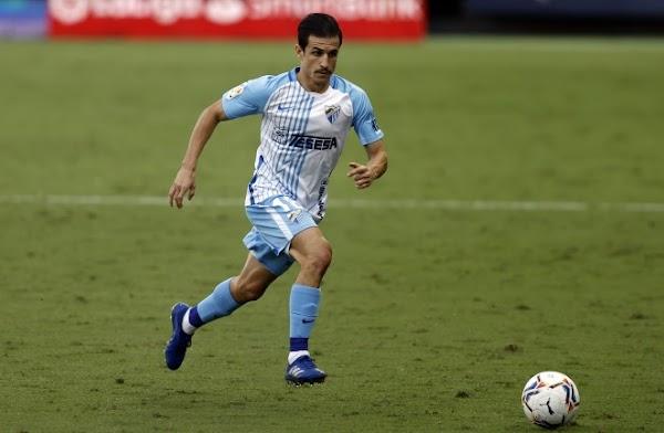 """Matos - Málaga -: """"En este equipo uno muere por el de al lado"""""""
