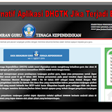 Link Alternatif DHGTK 2019 Jika Terjadi Error Server Overload