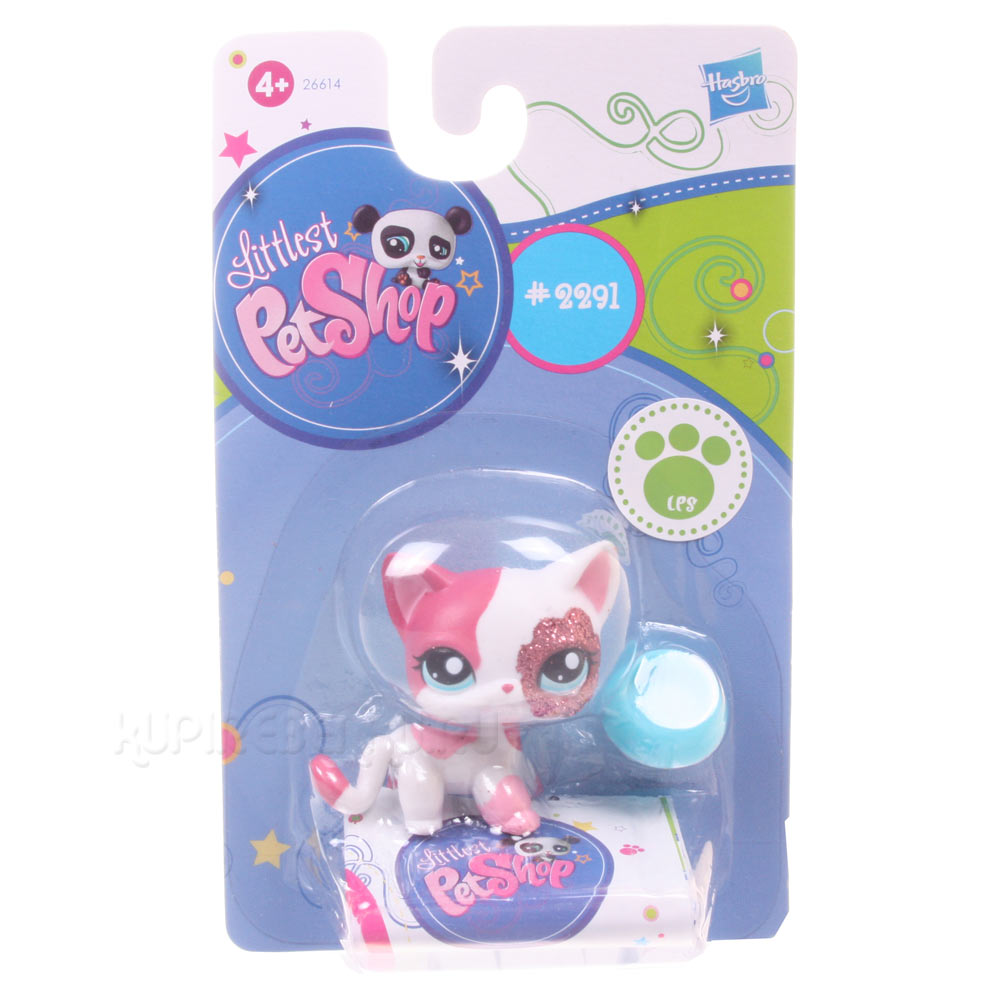 ... Littlest Pet Shop Singles Cat Shorthair (#2291) Pet