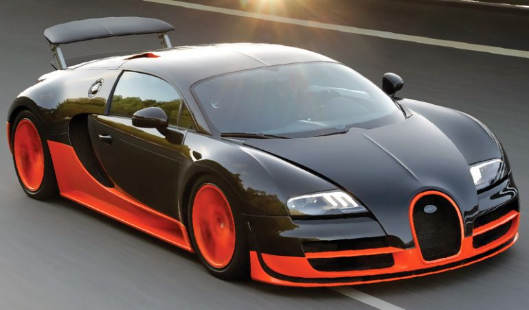 [VIDEO] Check out the N1billion Bugatti Veyron Spotted In Nigeria