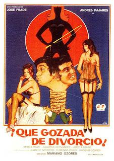 ¡Qué gozada de divorcio! (1981)