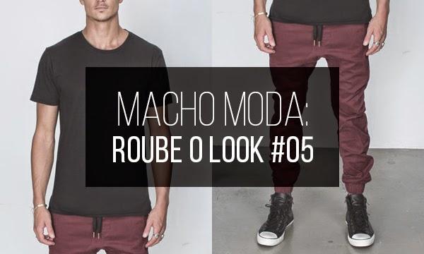 Pra quem ainda não conhece o  RoubeoLook, nova Coluna aqui do Macho Moda,  Clique AQUI para ver os anteriores. 0c346ae908