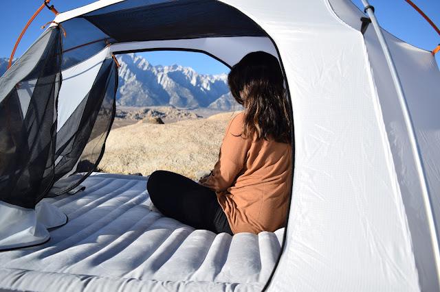 Camping Sierra Nevada