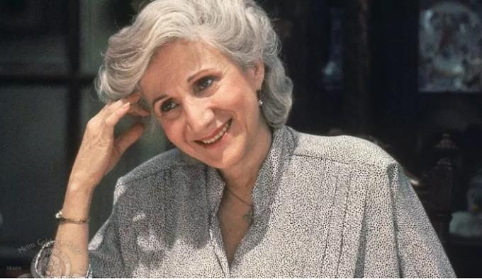 E' morta l'attrice Olympia Dukakis, premio Oscar per 'Stregata dalla luna'