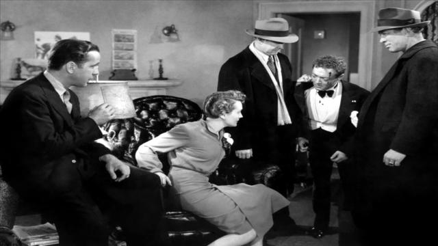 The Maltese Falcon Movie(1941) | Summary, Cast & Plot