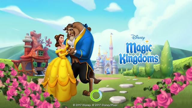 تحميل لعبة ديزني مملكة السحر disney magic kingdoms للكمبيوتر برابط واحد مباشر مضغوطة مجانا