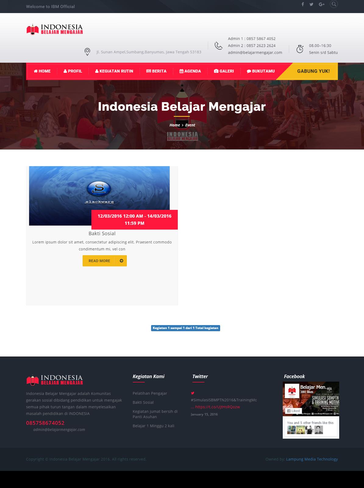 Script Web Company Profile Full Responsive + Seo Friendly ...