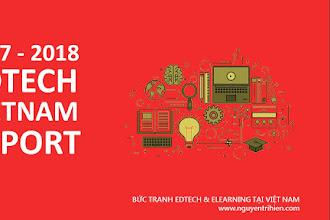 [Vietnam edtech report 2018] bức tranh về edtech & elearning 2017 và dự đoán 2018