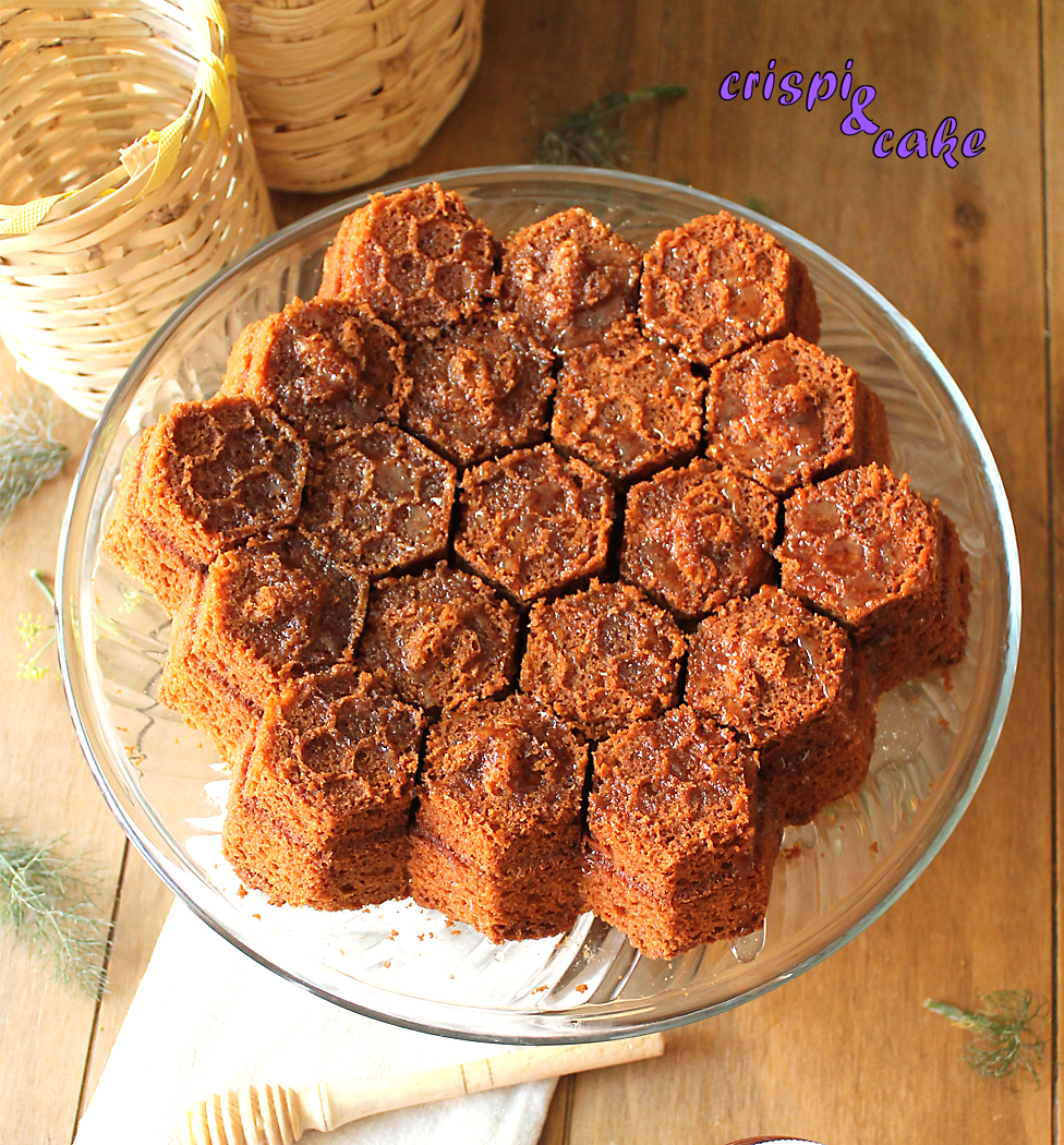 Nordic Ware Honeycomb Cake Pan Recipe