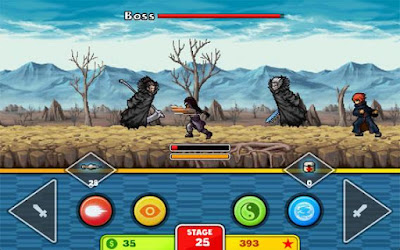 Game Neji Ninja Storm versi terbaru