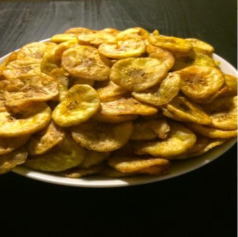 Banana Chips - Ethayka Upperi