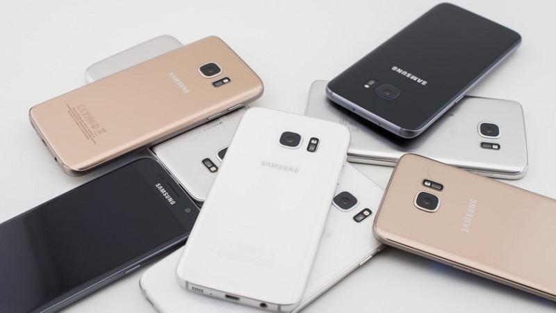 Phân biệt Galaxy S7 hàng thật và hàng nhái