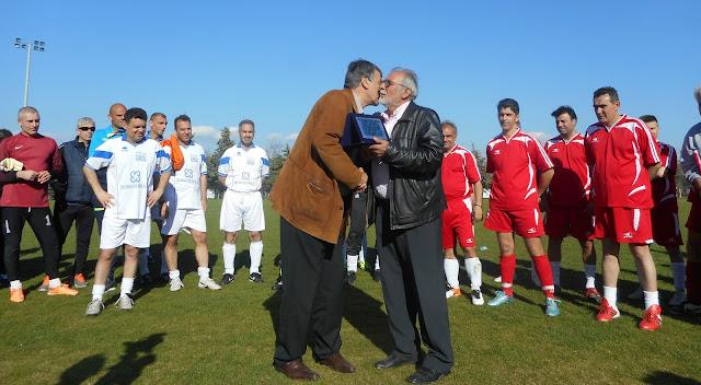 τουρνουά ποδοσφαίρου παλαιμαχων στο ΤΣΟΤΥΛΙ για φιλανθρωπικό σκοπό
