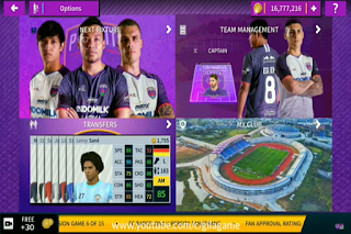 DLS Mod Persita Tangerang Jersey Kits & Full Team Musim 2020