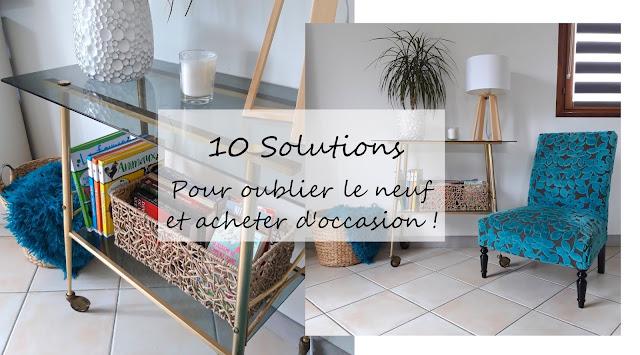 photo principale. 10 solutions pour oublier le neuf et acheter d'occasion