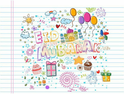 eid mubarak beautiful wish cards, message and blessing quotes 8